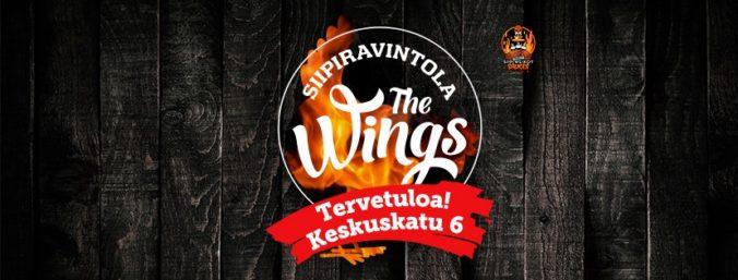 Siipiravintola The Wings - Seinäjoki